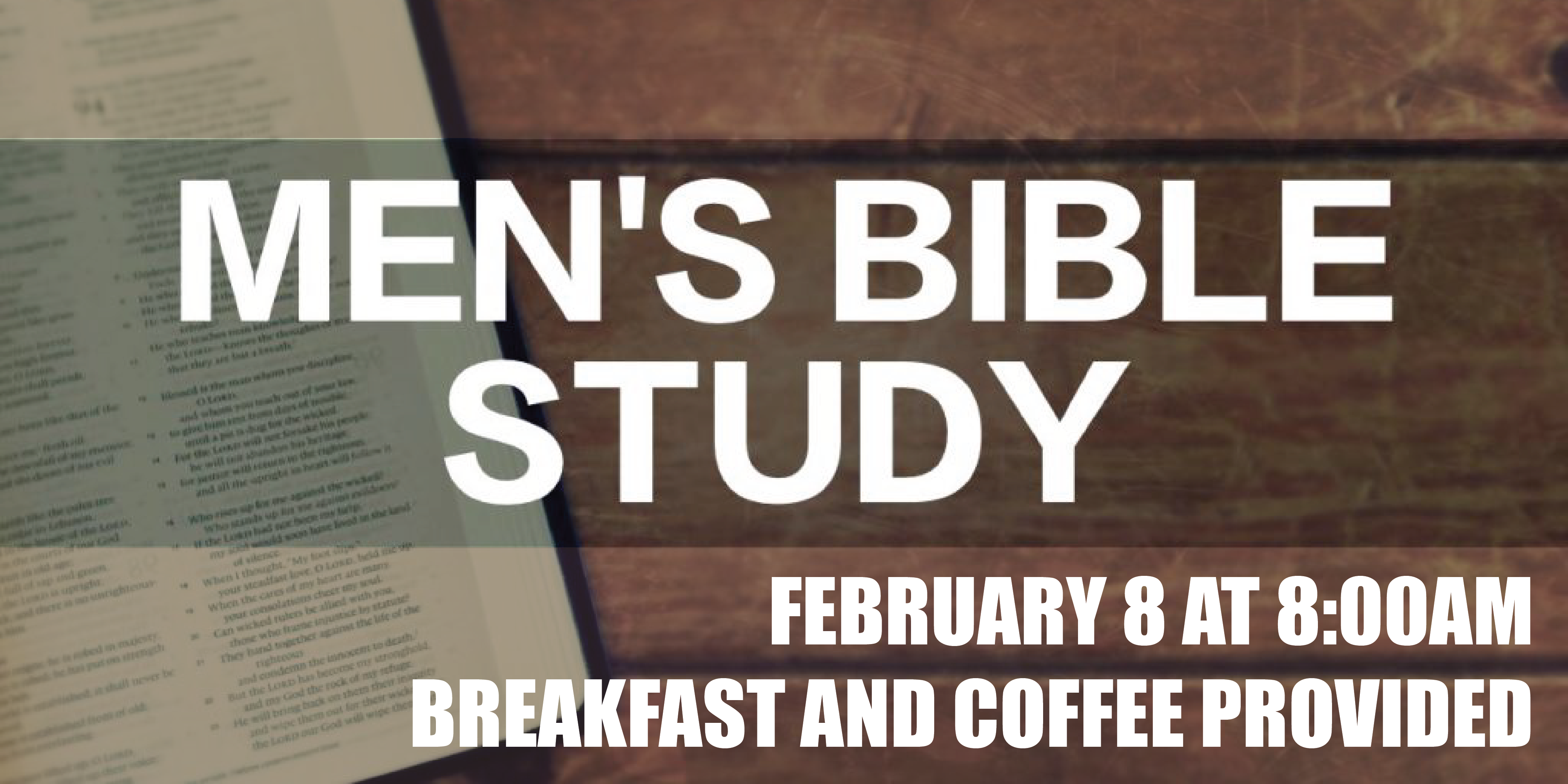 Highlands Presbyterian Church Grayson Georgia Mens Bible Study