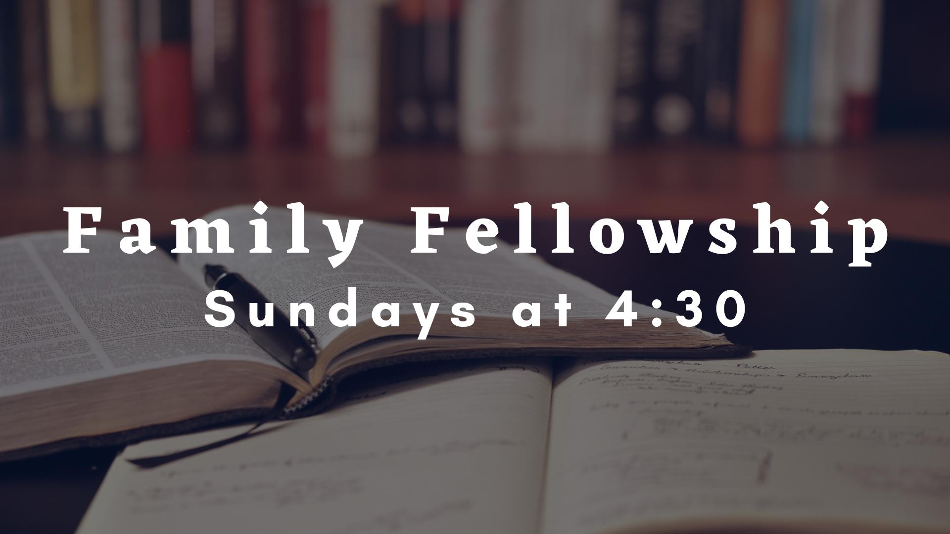 october highlands family fellowship